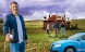 Ung hollænder kører i elbil til Australien