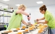 Øko-salg til storkøkkener runder to milliarder