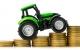 6,1 milliarder i støtte til landbruget