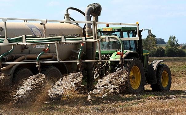 Økologisk gødning landbrug