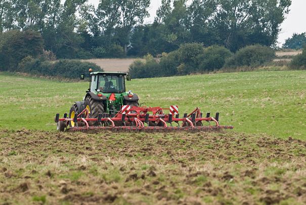 hvad er konventionelt landbrug